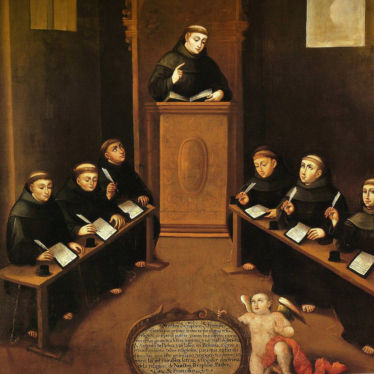 Franciscan formation and studies