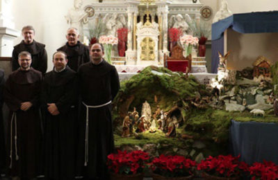 Gathering of Provincial Ministers of the South Slavic Conference (Slovenia)
