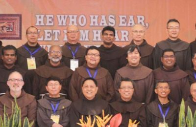 Franciscan Conference of Asia and Oceania (FCAO) Ministers Meeting 2017